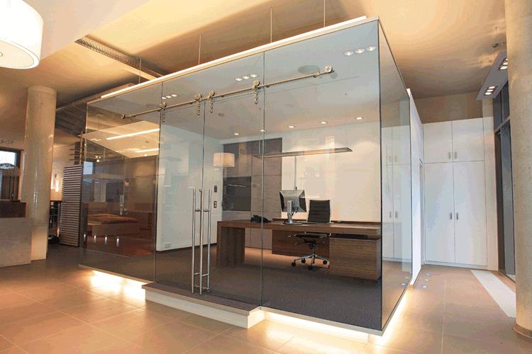 Voor glazen schuifdeuren gaat u naar de vakmensen van Glashandel ...
