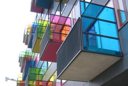 gekleurd glas op maat glashandel accuut amsterdam
